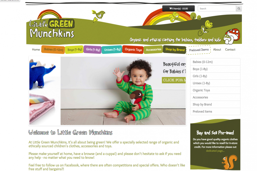 Little Green Munchkins 4